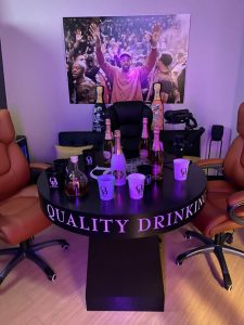 Quality Drinking: The Next Big Hit in Entertainment