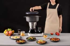 TOKIT: Smart Tech-Savvy Kitchen Solutions for Everyday Challenges